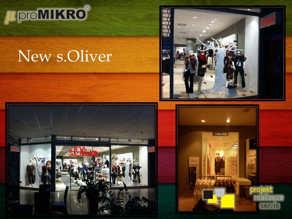 New s.Oliver