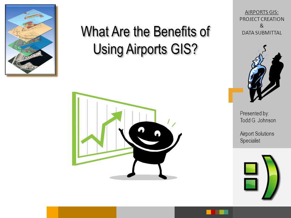 AIRPORTS GIS: PROJECT CREATION & DATA SUBMITTAL Presented by: Todd G.