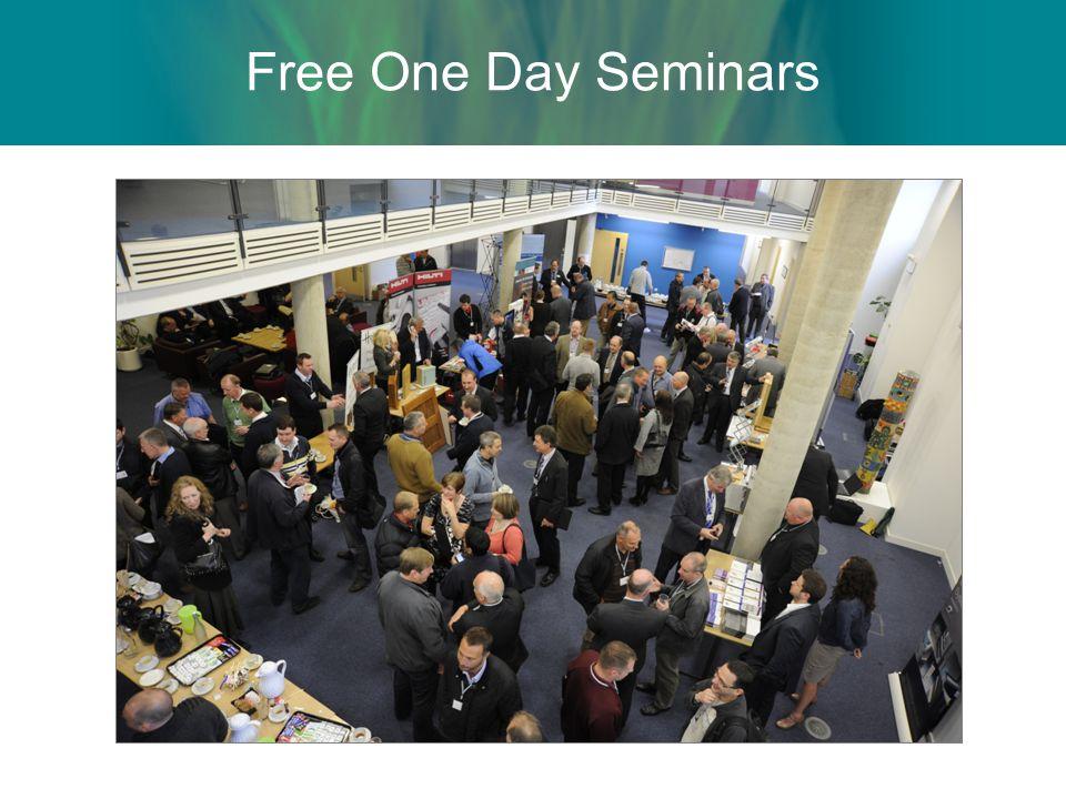 Free One Day Seminars