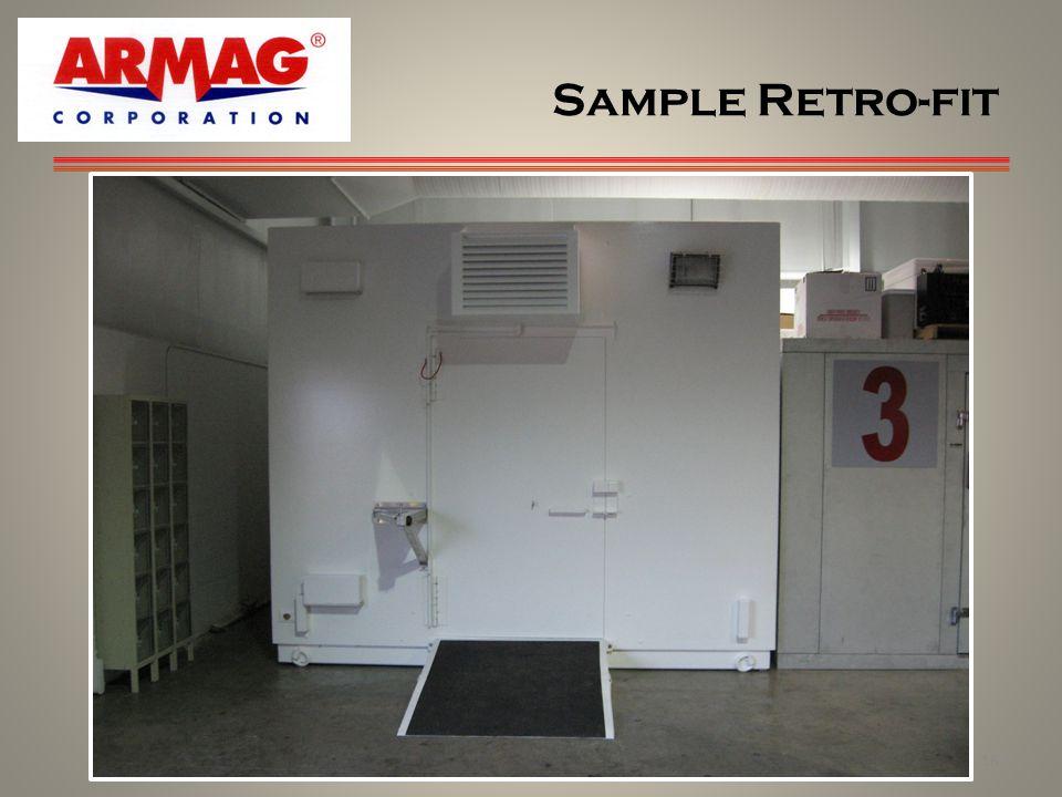 Sample Retro-fit 16