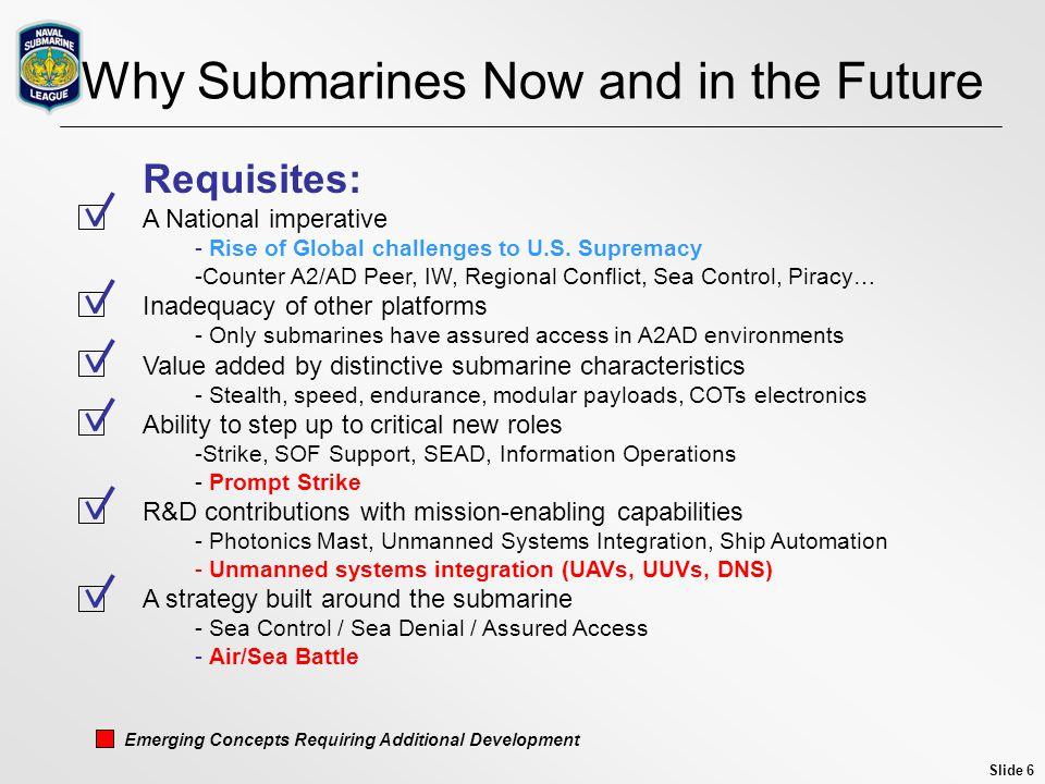 Slide 7 Platforms The U.S.
