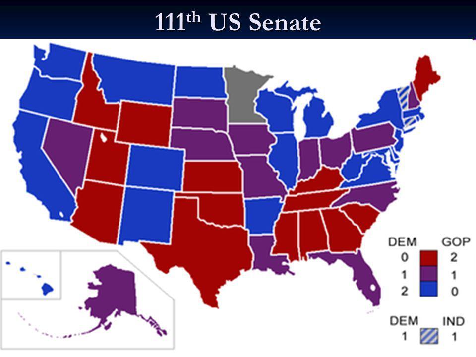 111 th US Senate