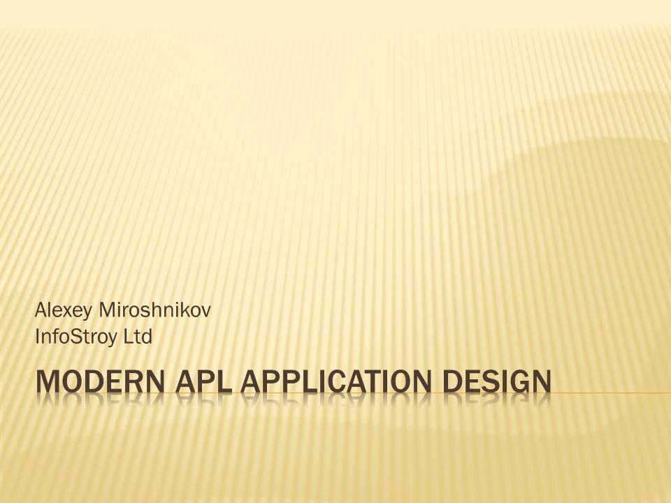 Alexey Miroshnikov InfoStroy Ltd