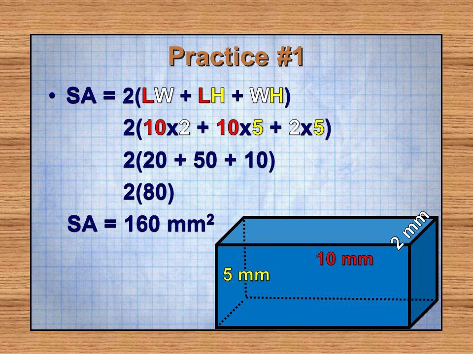 Practice #1