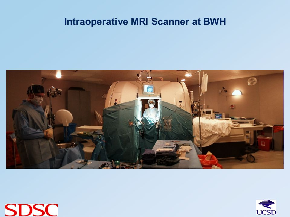Intraoperative MRI Scanner at BWH