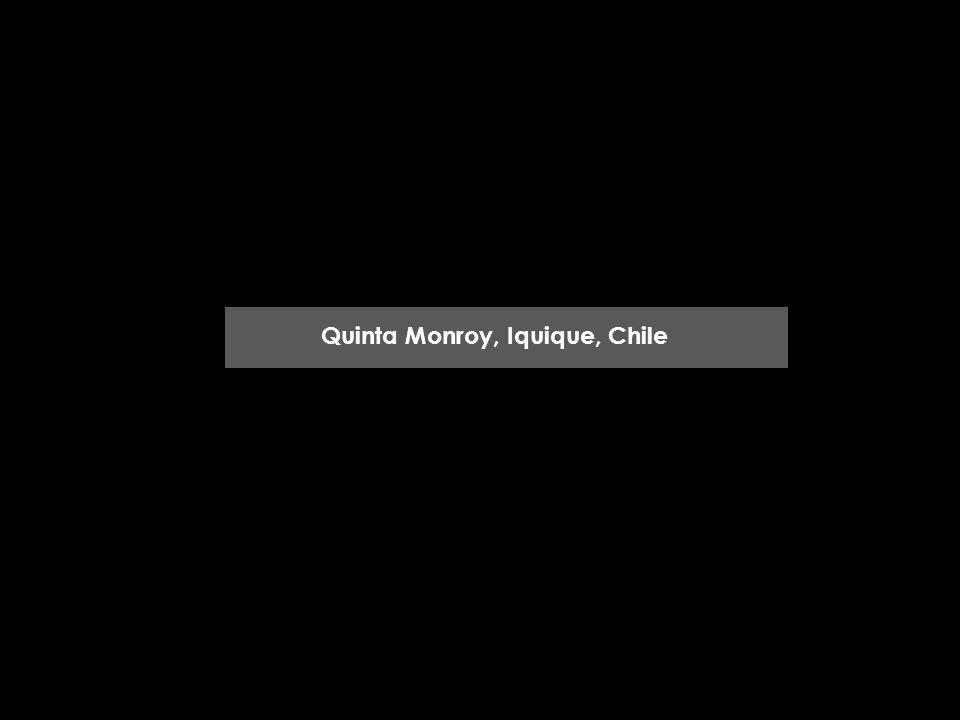 Quinta Monroy, Iquique, Chile