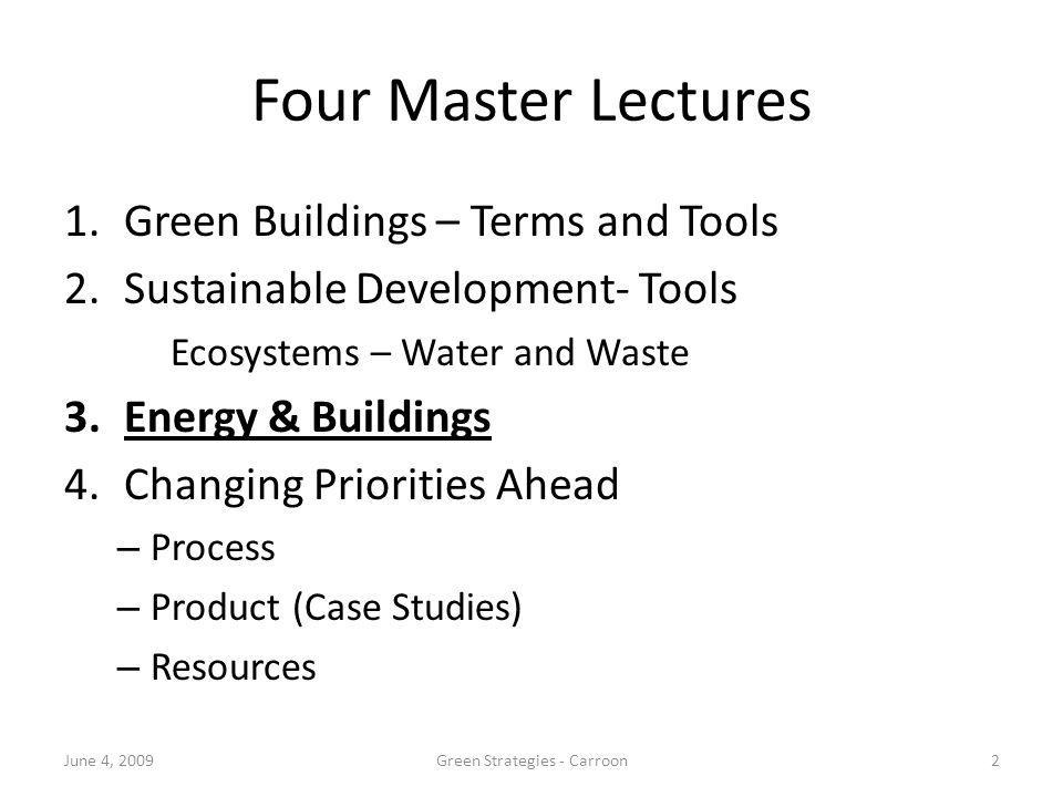 Energy, Buildings and Us Problem Current Solutions – do they work.