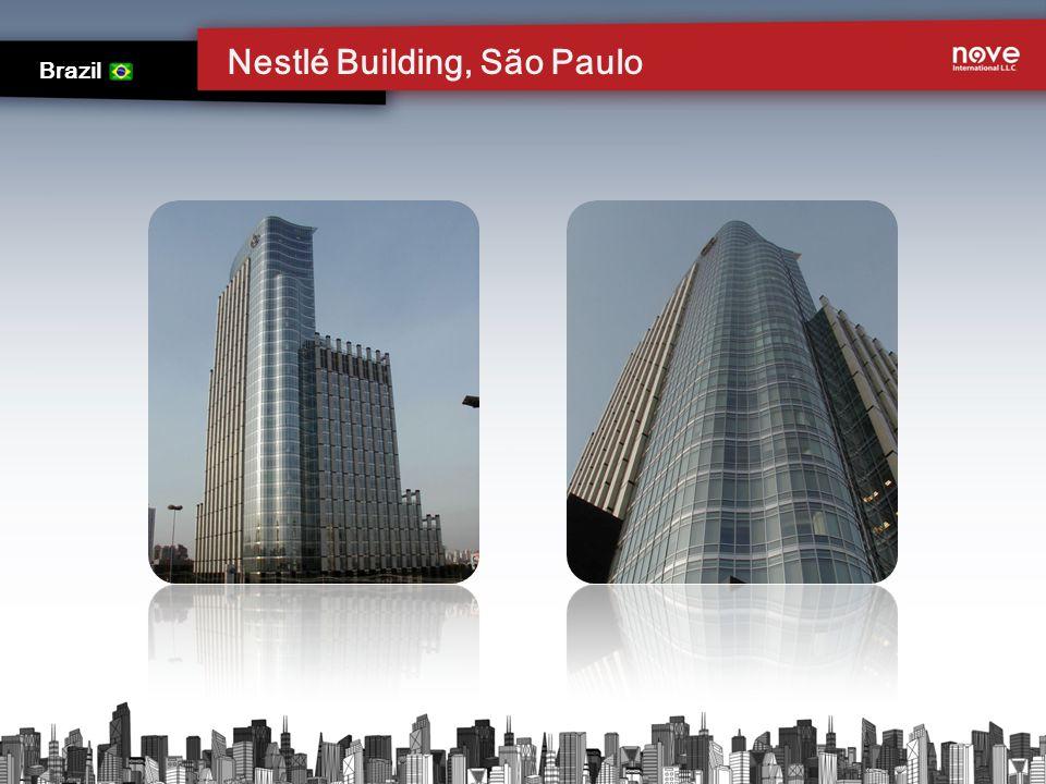 Nestlé Building, São Paulo Brazil