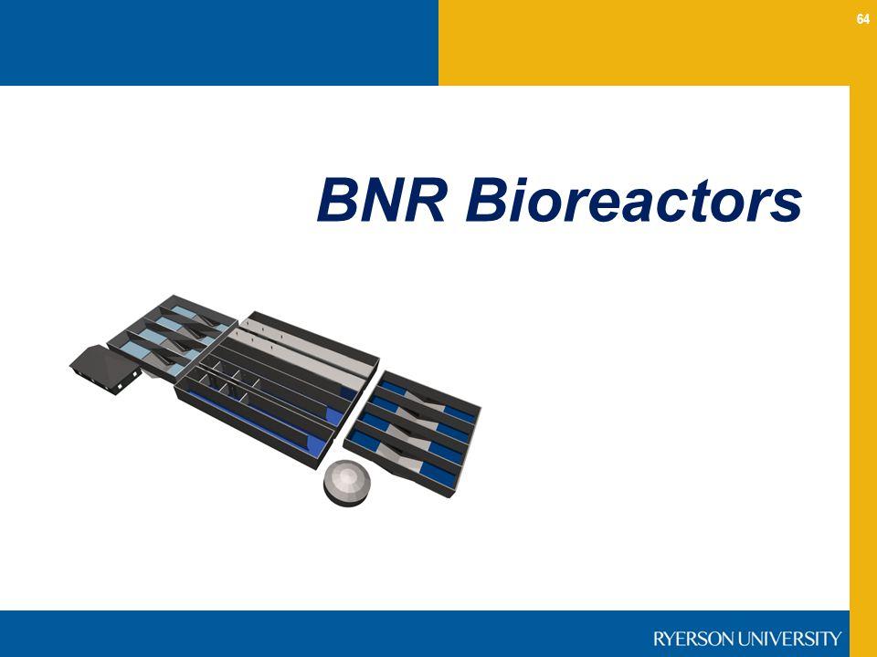 64 BNR Bioreactors