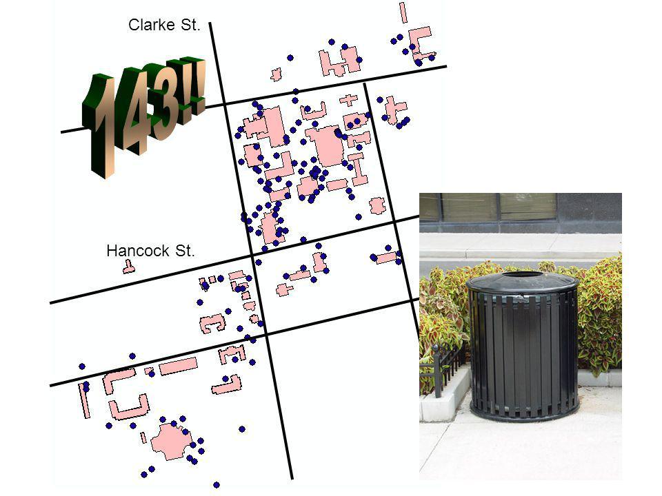 Clarke St. Hancock St.