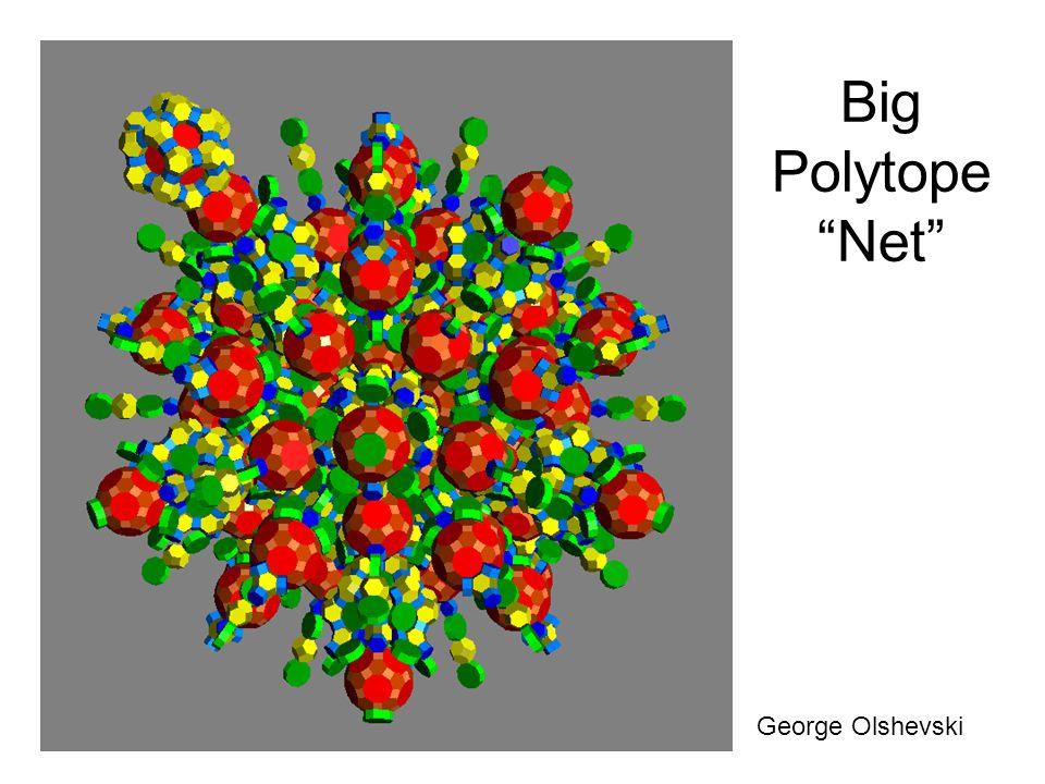 Big Polytope Net George Olshevski