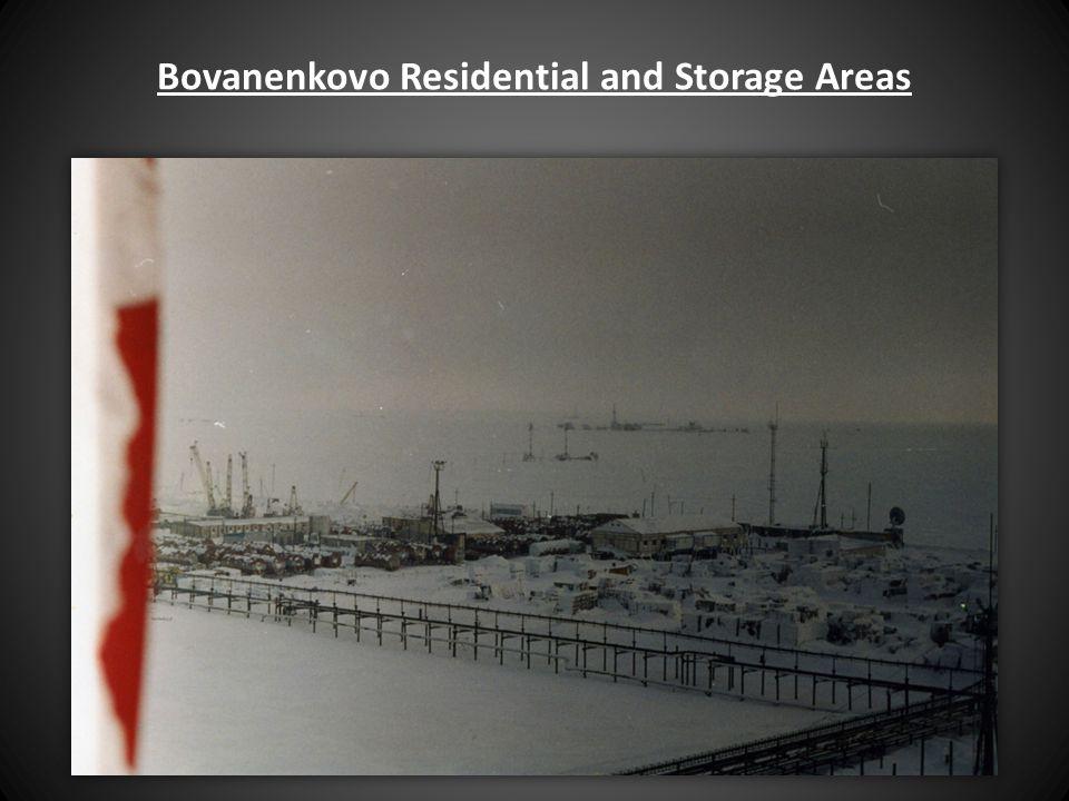 Bovanenkovo Residential and Storage Areas