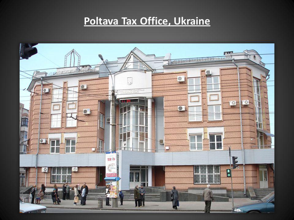 Poltava Tax Office, Ukraine