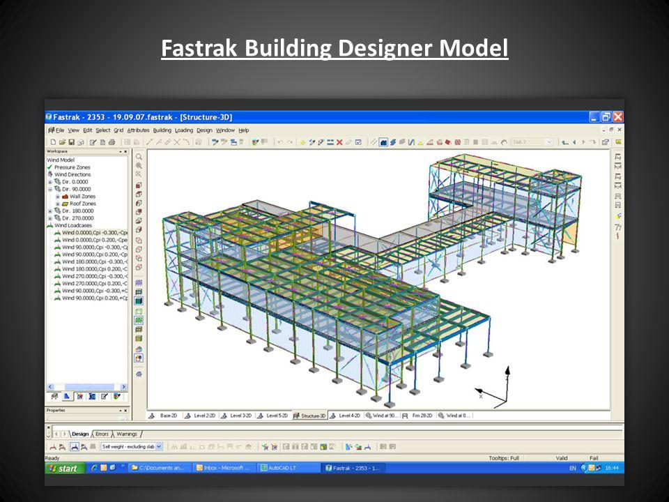 Fastrak Building Designer Model