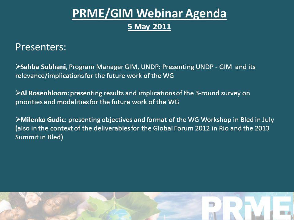 The Growing Inclusive Markets (GIM) Initiative