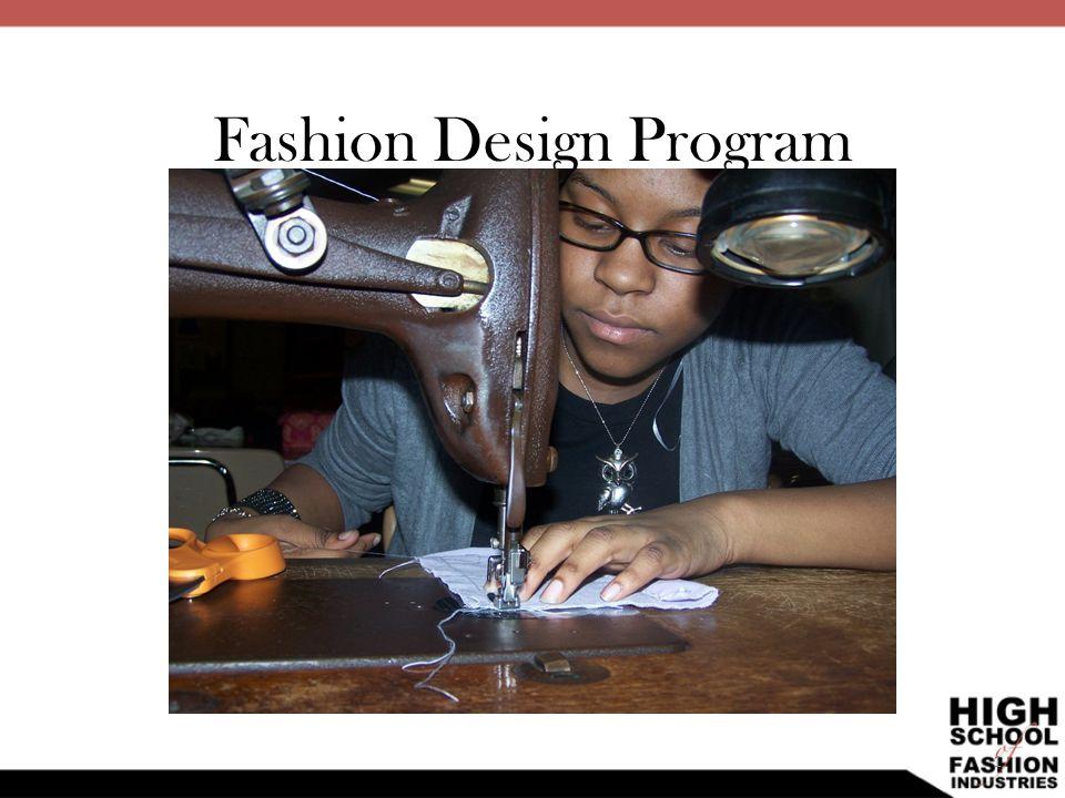 Fashion Design Program 1