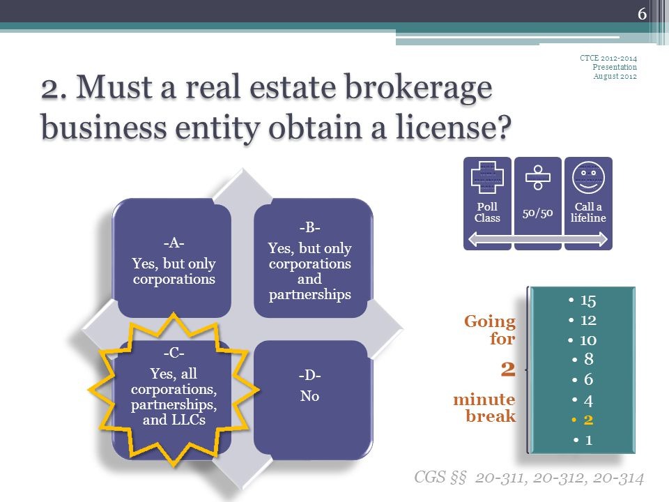 3.Do teams need a separate real estate license.