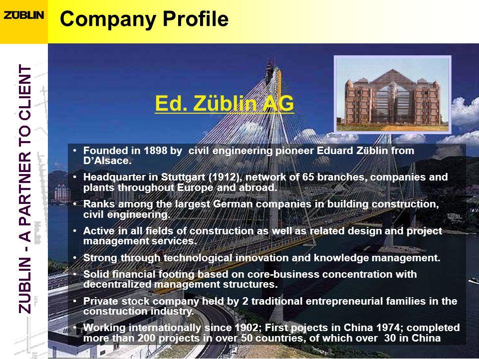 Company Profile Ed.