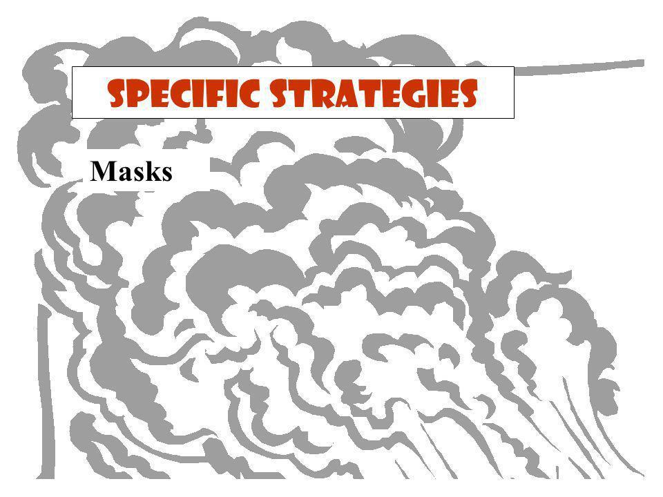 Specific Strategies Masks