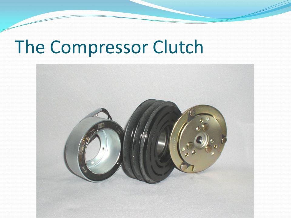 The Compressor Clutch