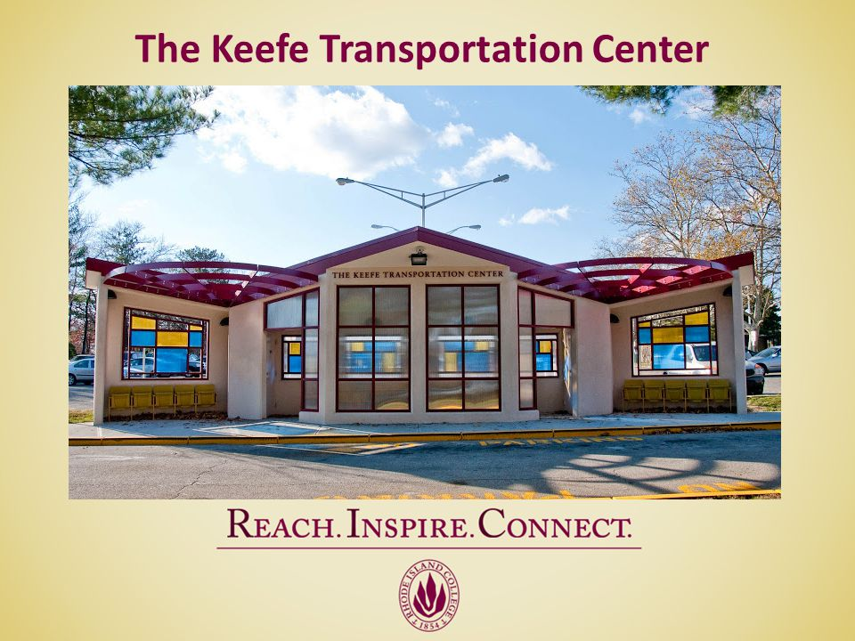 The Keefe Transportation Center