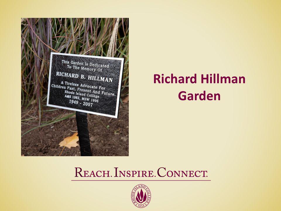 Richard Hillman Garden