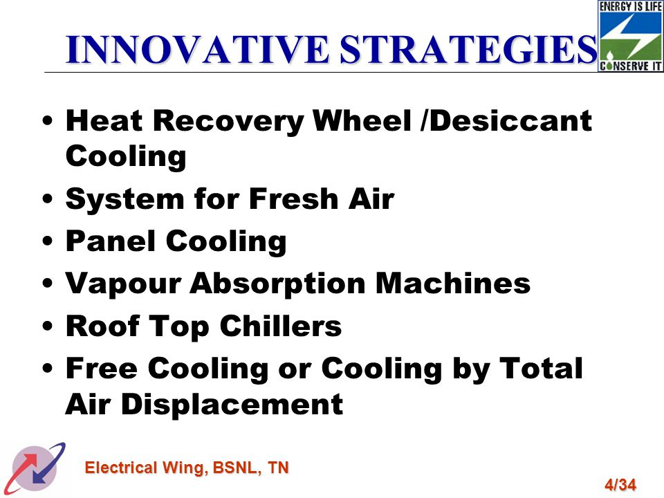 15/34 Electrical Wing, BSNL, TN HIGH SENSIBLE AC UNITS Comfort type Split AC is designed at 35°C Hi Sensible AC is designed at 43°C.