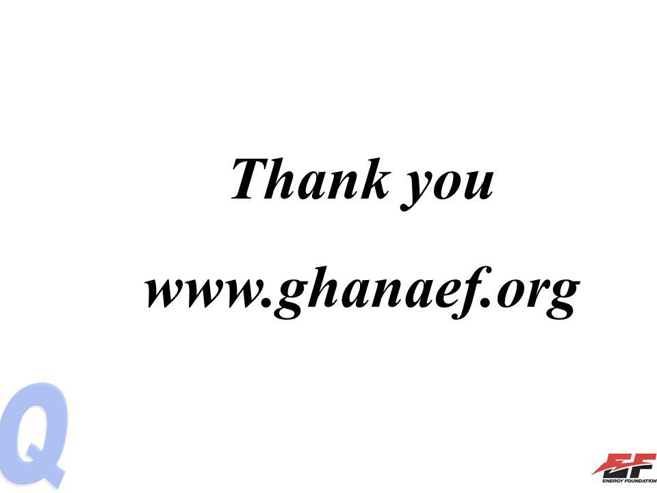 Thank you www.ghanaef.org