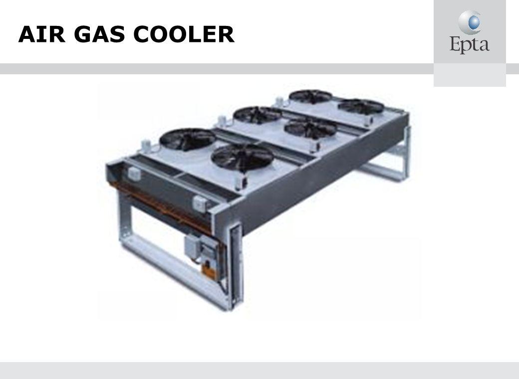 AIR GAS COOLER