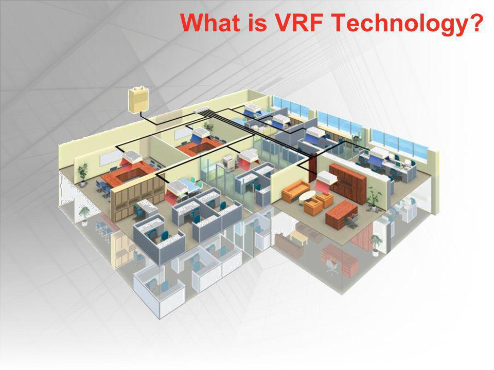 What is VRF Technology?