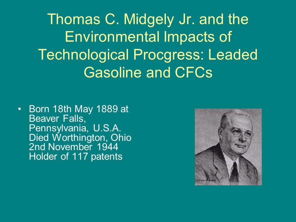 Thomas C. Midgely Jr.