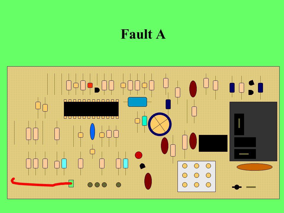 Fault A