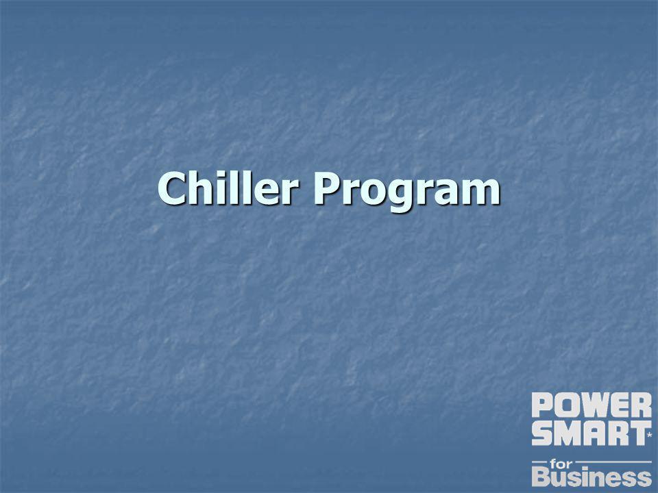 Chiller Program