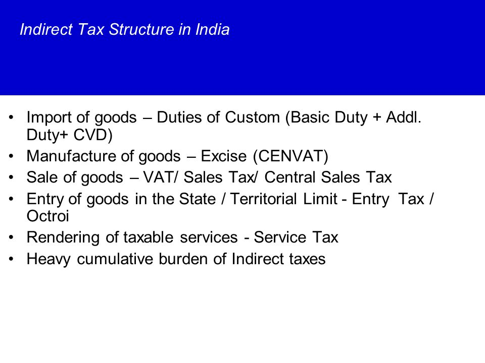 INPUT TAX CREDIT Restrictions VAT Credit not available in following cases: –Inputs used in the manufacture of exempted goods –Purchases for other than manufacture/ re-sale –Purchases made inter State/ in-transit –Purchases of goods of negative list Delhi - Fuel in the form of Petrol, Diesel and Kerosene, LPG, CNG, Coal AP - Fuel, Coal and Natural Gas used for power generation Jharkhand - Consumables Tripura – Credit available in excess of 4% on petroleum products (other than petrol, ATF and diesel) and other fuels