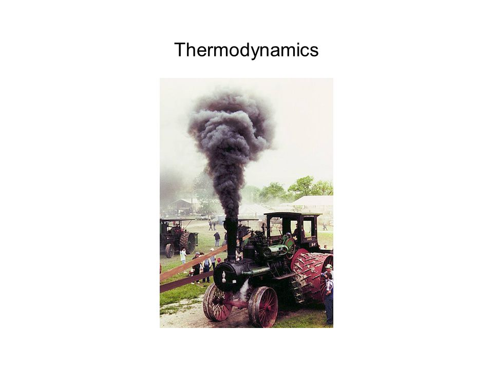 1 st Law of Thermodynamics Conservation of energy When heat flows to or from a system, the system gains or loses an amount of energy equal to the amount of heat transferred Heat added to system = increase in internal energy + external work done by the system