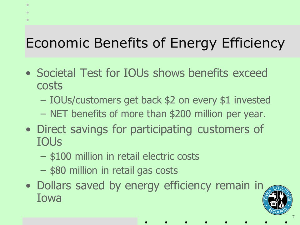 8 How are utilities obtaining results.