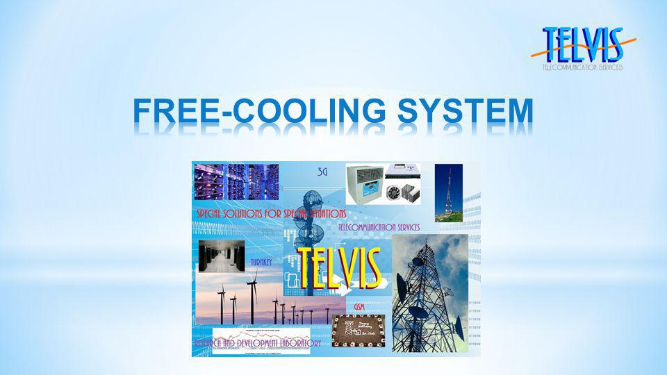 FCS free cooling system has installed allready over 9400 pcs.