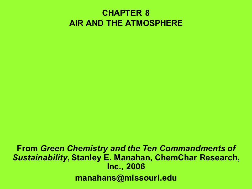 Halogen Gases in the Atmosphere Gaseous chlorine, fluorine, and volatile fluorides are uncommon air pollutants, but very serious where they occur.