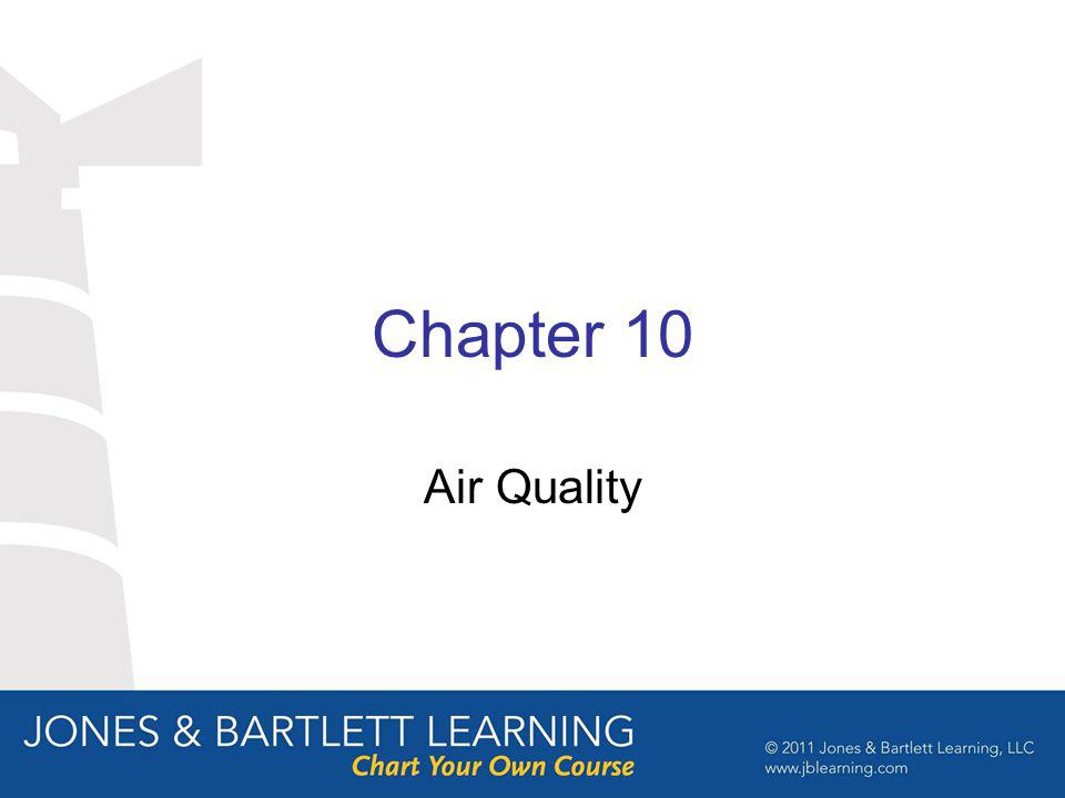 Chapter 10 Air Quality