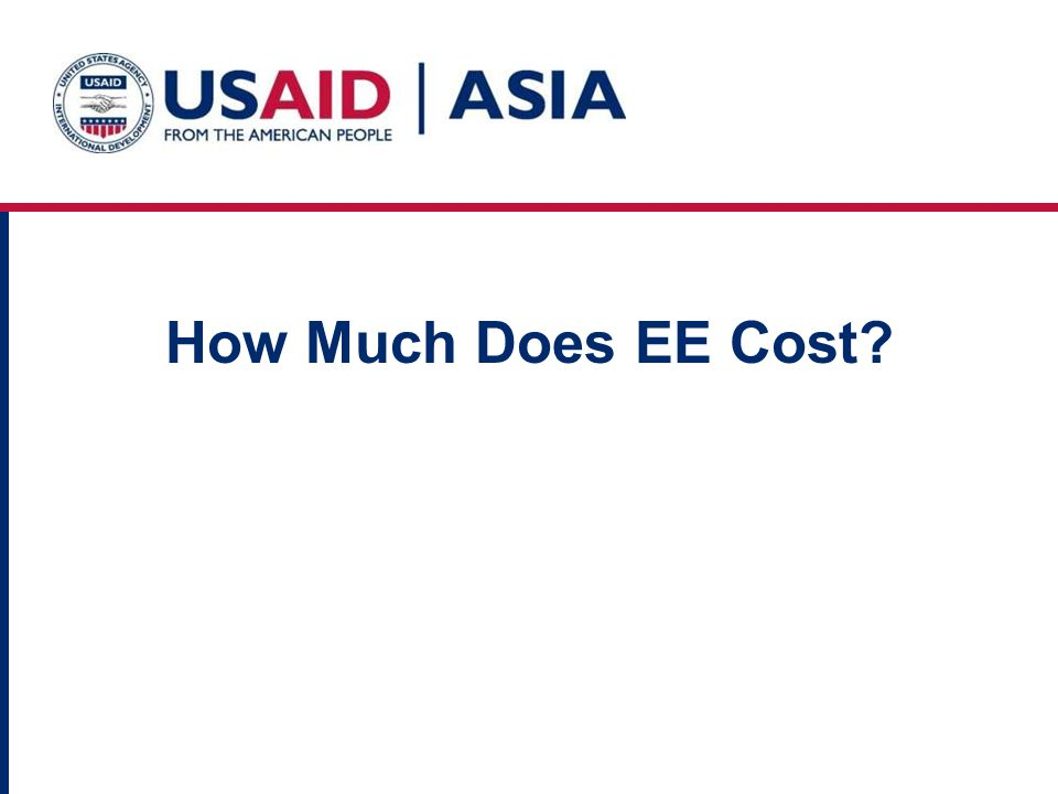 How Much Does EE Cost