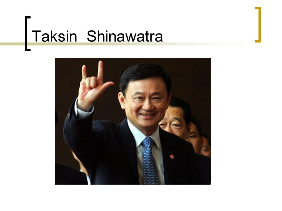 Taksin Shinawatra