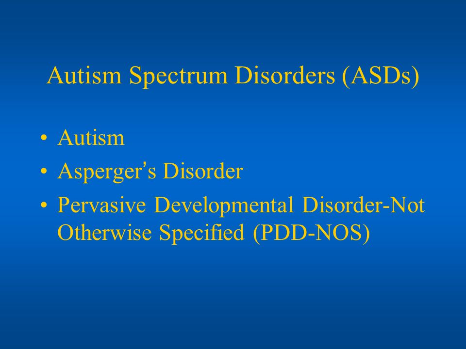 Hyperactivity in ASD: Brief Background DSM-IV - dont diagnose ADHD in children with ASD Hyperactivity, disruptive behavior, and impulsiveness are common in children with ASD Community surveys show that stimulants are commonly used in children with ASD Evidence was limited
