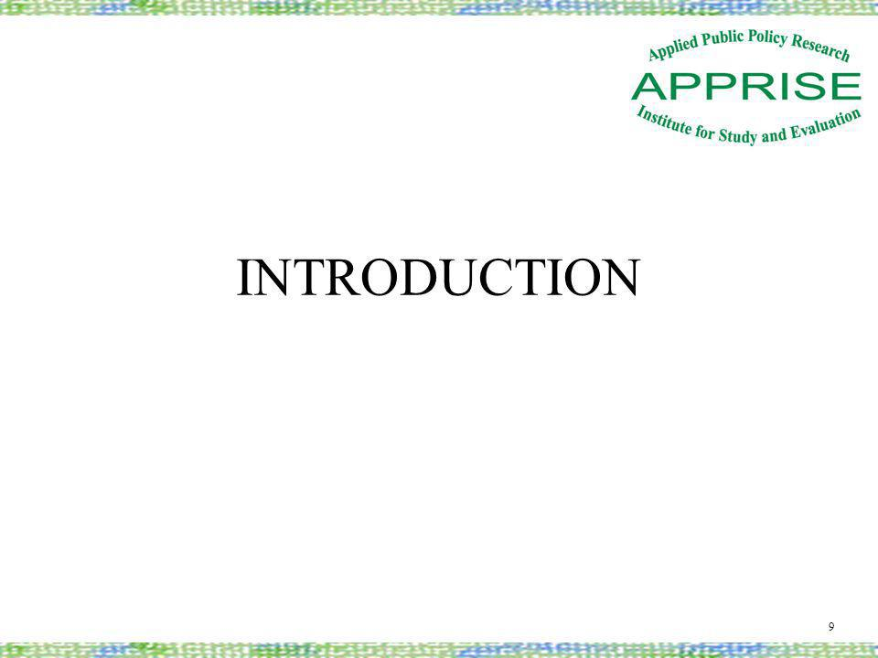 INTRODUCTION 9