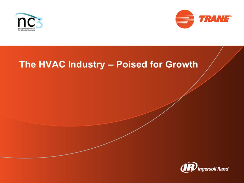 The HVAC Industry – Poised for Growth