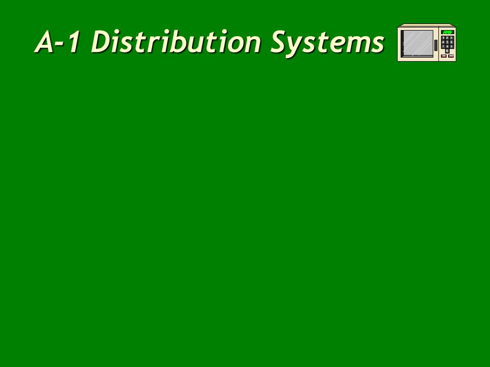 A-1 Distribution Systems