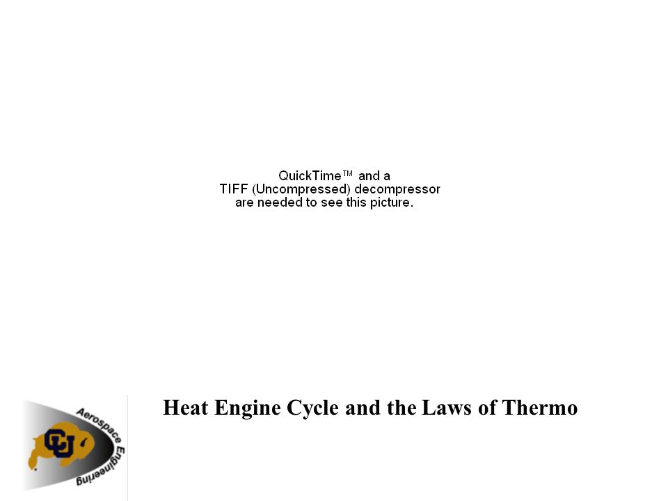 Heat Engine Cycle and the Laws of Thermo