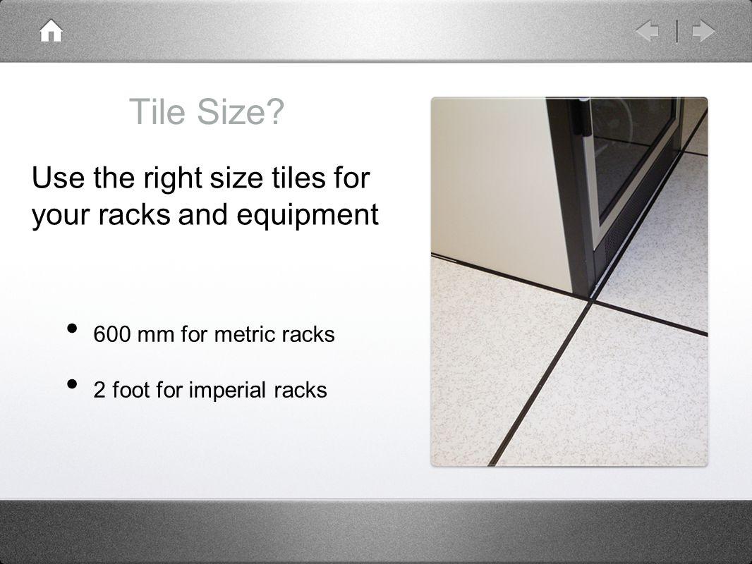 Tile Size.