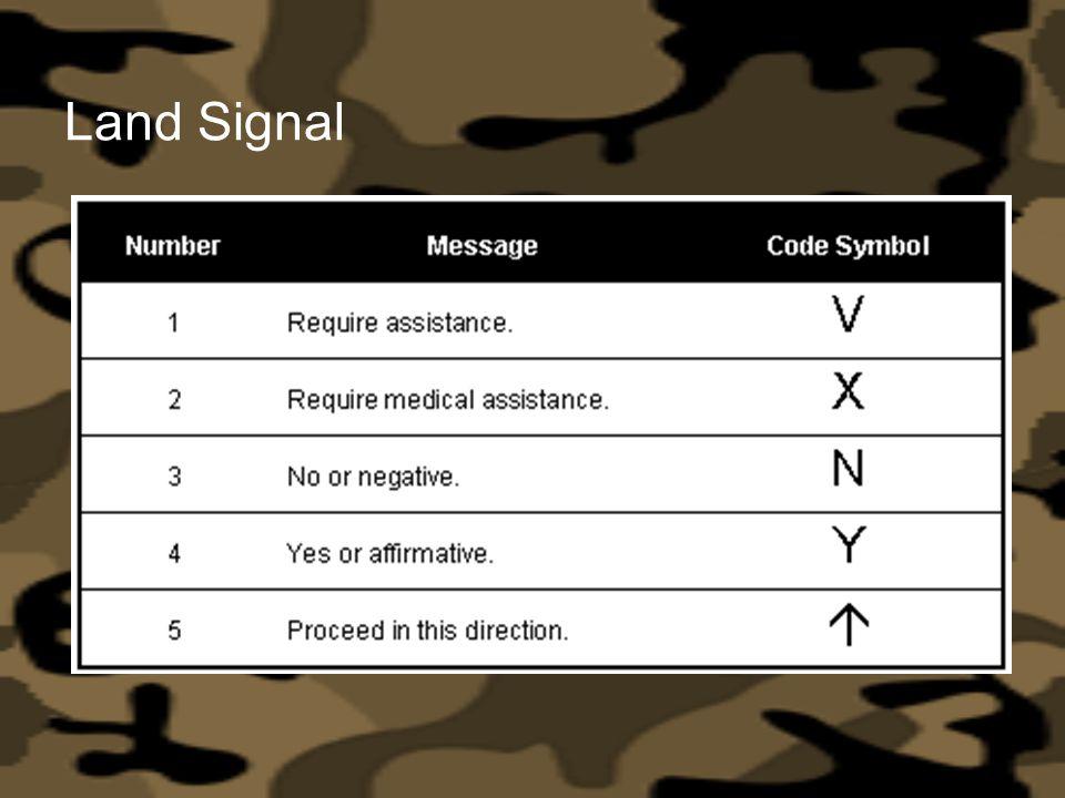 Land Signal