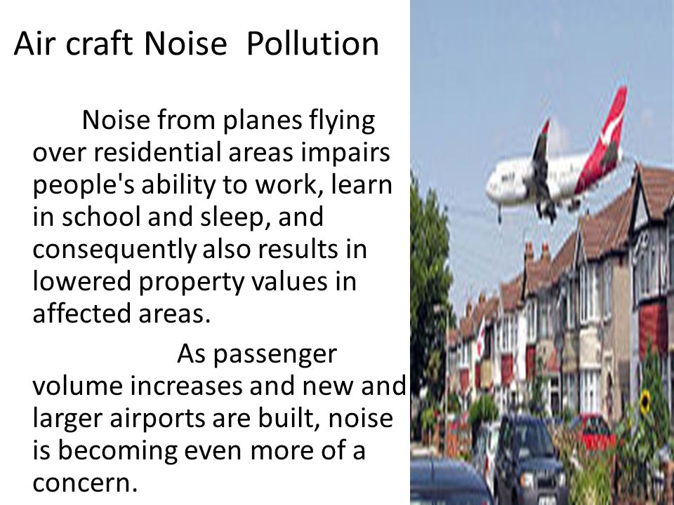 COMMUNITY NOISE Community noise (also called environmental noise, residential noise or domestic noise) is defined as noise emitted from all sources, e