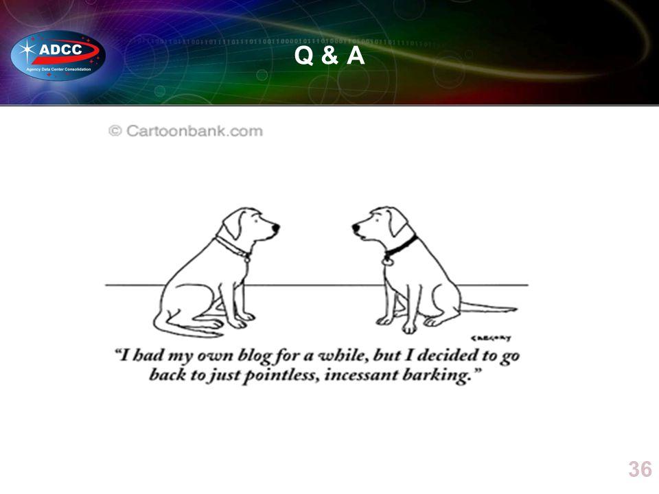 Q & A 36